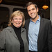 Doreen Parsley Davis, GCDC Chair, and Sean Eldridge, Candidate for the 19th Congressional District