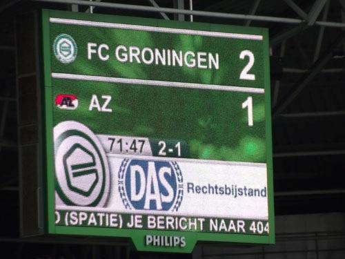 10119075636 47394249fb FC Groningen   AZ 2 1, 6 oktober 2013