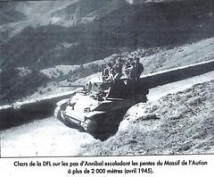 Authion - 1945 RFM- Char du RFM-