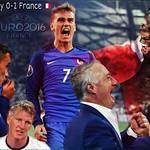 Germany 0-2 France