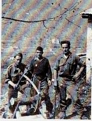 1945 - Alpes - Antichars du BM 4 dans les Alpes Maritimes - Source  20 ans en 1940 de Henri Beauge