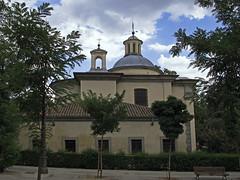 Ermita museo * San Antonio de la Florida photo by jacilluch