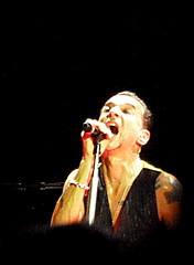 Depeche Mode in Concert photo by Fraser Mummery