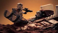 A-Wing Down photo by Jazz_Lego