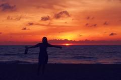 Sunset in Negombo (Explored!) photo by Anindo Dey