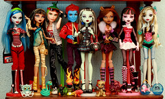 Monster High, when Freaky got Fabulous photo by Mariko&Susie