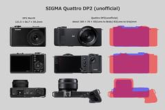 SIGMA DP2 Merrill_vs_QuattroDP2(unofficial) photo by foxfoto_archives