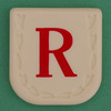 Line Word red letter R