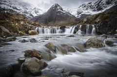 Fairy Pools, Glenbrittle, Isle of Skye, Scotland photo by Belhaven2011