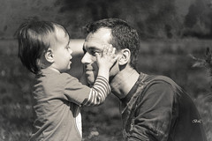 My Daddy photo by Bernard LATOUCHE