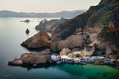 Firopotamos, Milos photo by alexring
