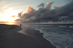 Varadero Sunset Walk. [Explored] photo by frasse21