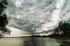 Turbulent Airflow photo by Matt Molloy