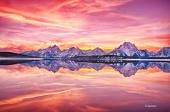 Teton Reflection photo by Wind Walk