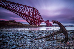 5 minutes at North Queensferry - Explored! photo by OnlyEverOneJack