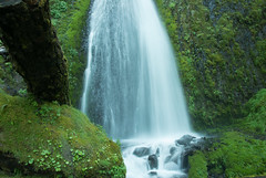 Wahkeena Falls [Explored] photo by SandyK29