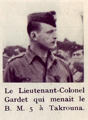 1943 - Tunisie- Gardet