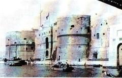 Italie- 1944- Embarquement à Tarente vers la France Source  20 ans en 1940 de Henri Beauge