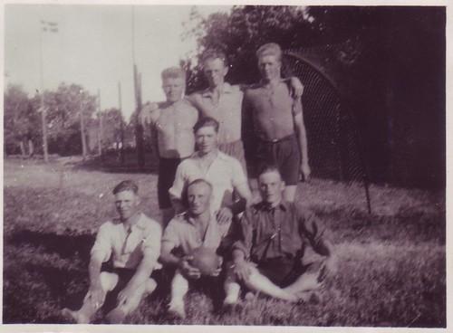 Spjellerup Karlehold ca 1935