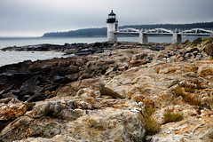 Marshall Point Light, Maine photo by SunnyDazzled