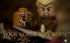 """""""Your world will burn!"""" photo by Automaton Pictures"""