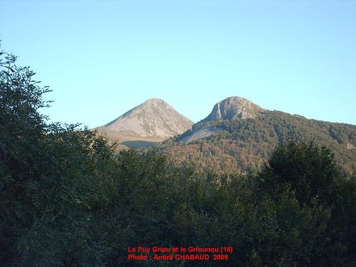Le Puy Griou et le Griounou (15)