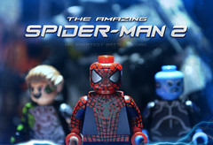 LEGO The Amazing Spider-Man 2 : Preview #2 photo by MGF Customs/Reviews