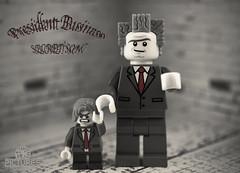 President Business & secret son photo by Peter von Kappel