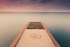 Calmness at Kew Beach photo by Ernie Kwong Photography