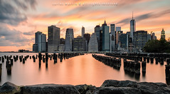 New York City: Sunset, Lower Manhattan photo by Photography by Carlos Martin