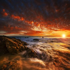 Amazing Sunset photo by Michael Lawenko dela Paz