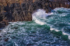 Wave Action photo by Thunder1203