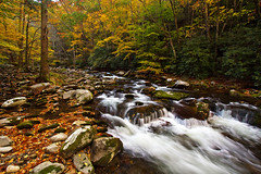Big Creek Fall photo by pvarney3