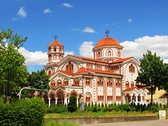 Greek Orthodox Basilica, Esslingen photo by Batikart