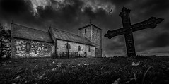 The Burial Cross photo by Tore Thiis Fjeld