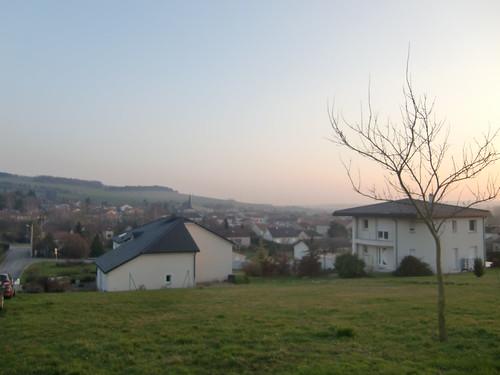 Le coteau de la Louvière