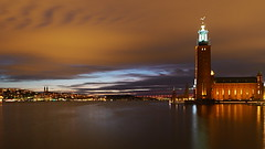 Stockholm City Hall photo by Jens Haggren