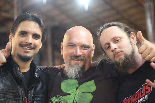 Felipe N. Moura, Josh Holmes, Jaydson Gomes