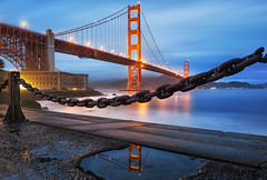 Golden Gate Bridge: After Storm photo by KP Tripathi (kps-photo.com)