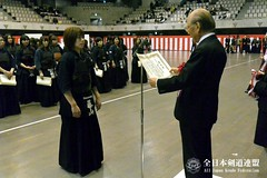 The 17th All Japan Women's Corporations and Companies KENDO Tournament & All Japan Senior KENDO Tournament_028