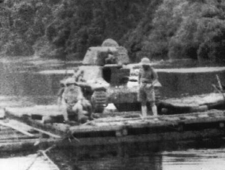 1940- Afrique- Gabon- Chars H 39