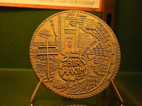 Médaille Bir Hakeim