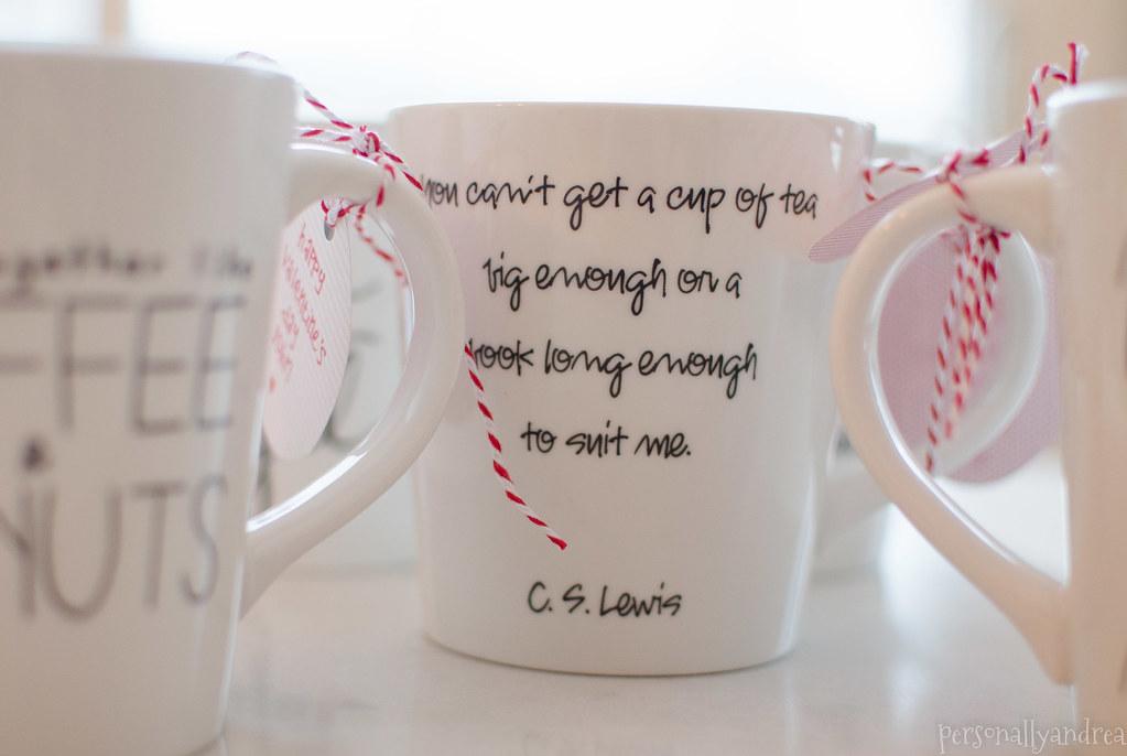Valentine's Mugs | personallyandrea.com