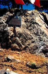 Authion - inauguration Plaque du Col de la Lombarde - col.Wladislas Picuira