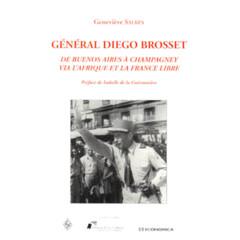 Général diego BRosset par Geneviève Salkin