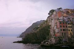 Riomaggiore, Cinque Terre, Liguria, Italy photo by virt_