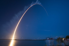 Delta IV Rocket Launch photo by Katie Darby