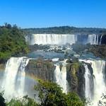 Chutes d'Iguazu (Argentine/Brésil)