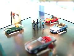 Tilt Shift - BMW museum in Munich photo by einaz80