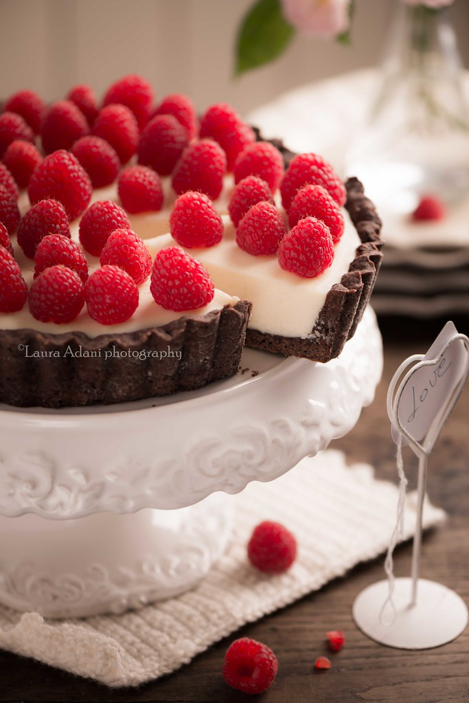 chocolate tart-5327